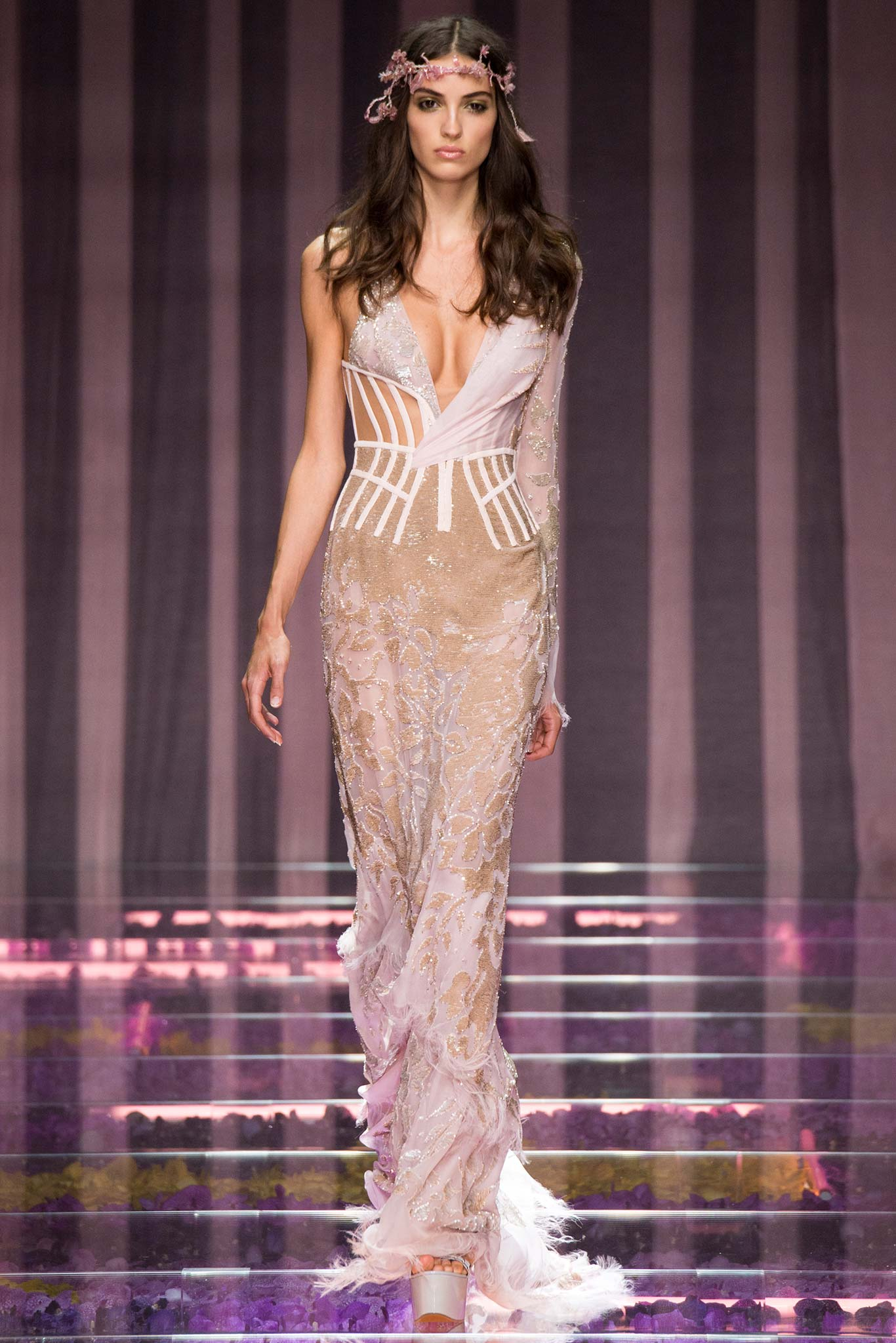 Atelier versace fw2015 haute hot couture news for A haute couture