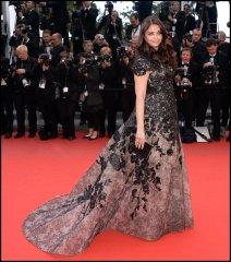 Aishawa Rai in ELIE SAAB Haute Couture