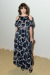 Milla Jovovich in CHANEL Haute Couture