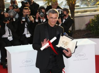 Abdellatif Kechiche in Francesco Smalto