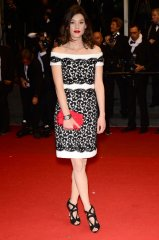 Astrid Berges in CHANEL Haute Couture