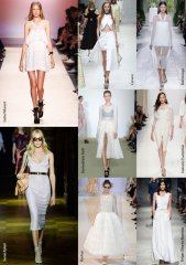 Spring-Summer 2014 Fashion Trends. White
