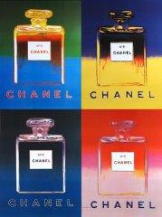 Chanel by Warhol