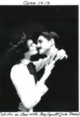 Coco & Boy 1913