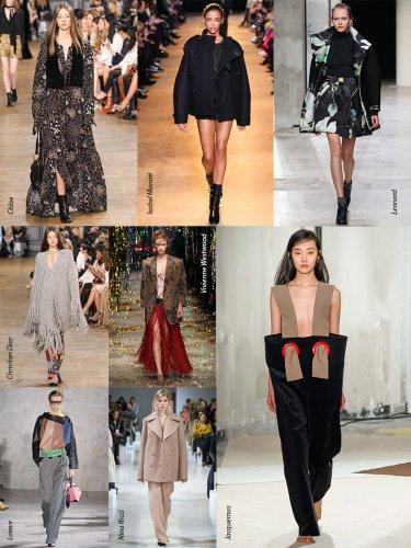 Paris Fall-Winter 2015/2016 Trends. Oversize