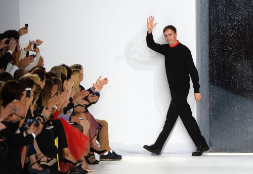 Raf Simons at Christian Dior Resort 2014