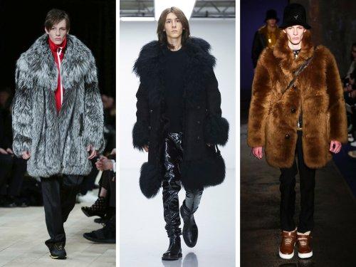 Fur trend. Burberry. Katie Eary. Coach