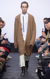 Knitting trend. JW Anderson