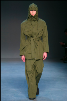 Military trend. Coach