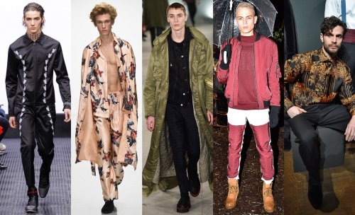 Party trend. JW Anderson. Katie Eary. Casely Hayford. Soulland. Thomas Pink