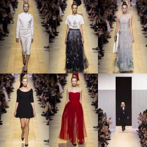 Maria Grazia Chiuri for Christian Dior SS2017