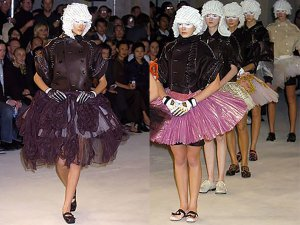 Ballerina Motorbike Collection Spring 2005