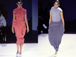Body meets dress, dress meets body Collection Spring 1997