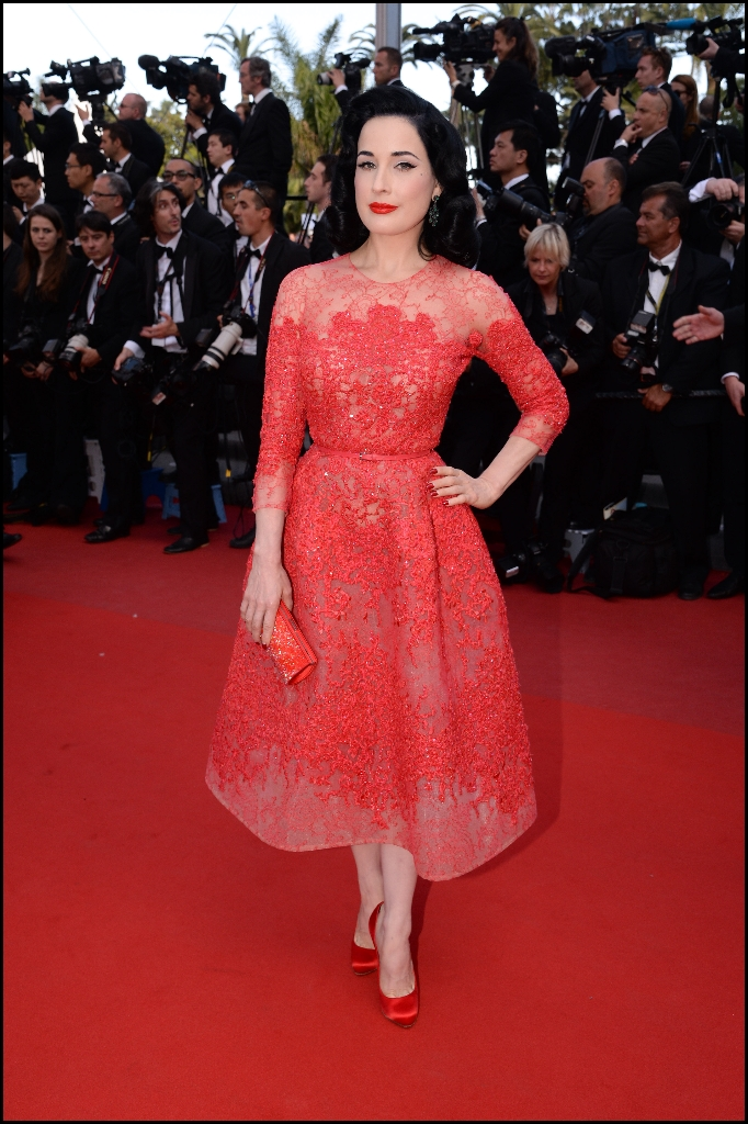 Couture Dresses At Cannes Festival 2013 Haute Hot