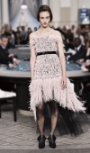 Chanel Haute Couture Fall Winter 2015/2016
