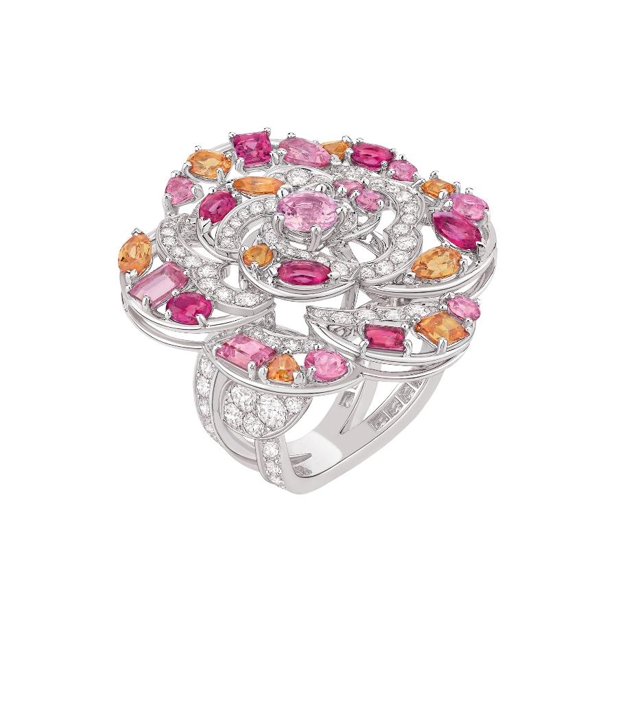 Chanel: Camellia Garden - haute hot couture news