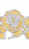 Bracelet Camelia Solaire