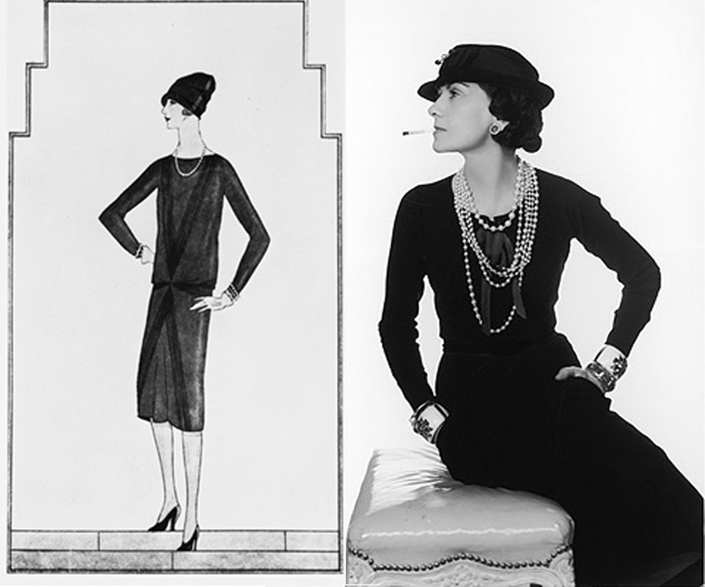 Revolutions In Fashion Coco Chanel - Haute|hot Couture News