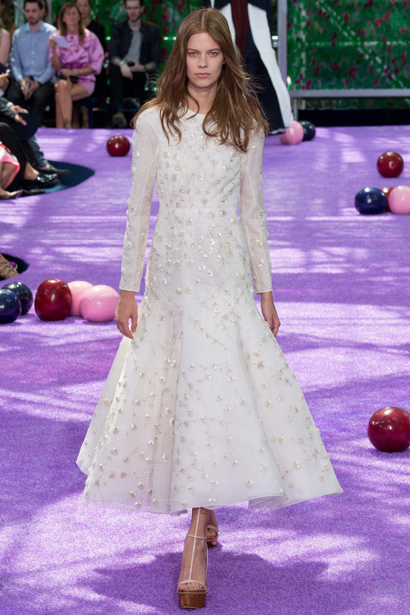 Abiti da sposa dior couture