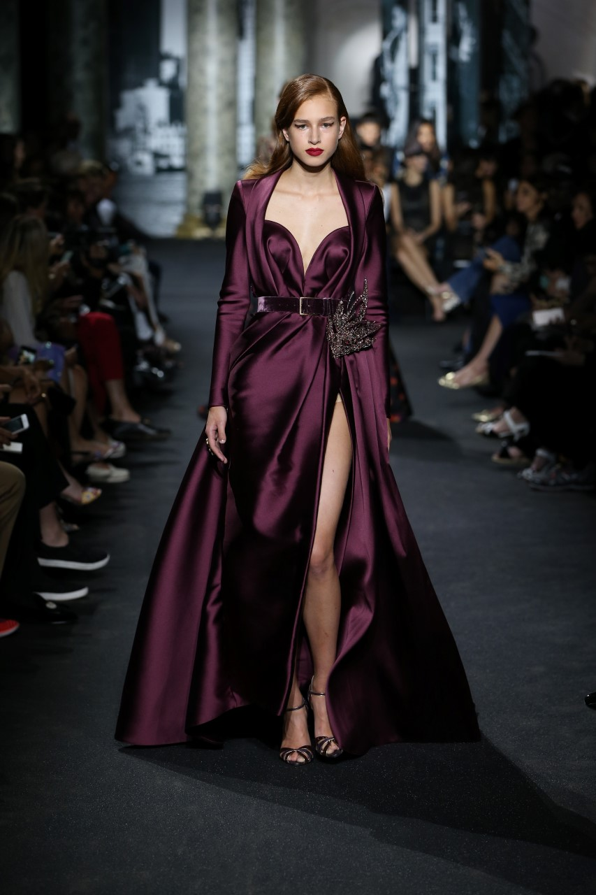 Elie saab fw2016 haute hot couture news for A haute couture