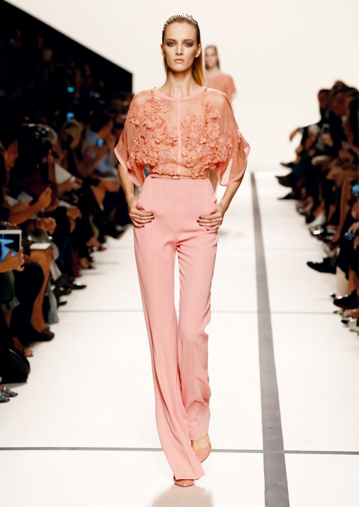 Elie saab pap ss2014 haute hot couture news for Haute couture and pret a porter