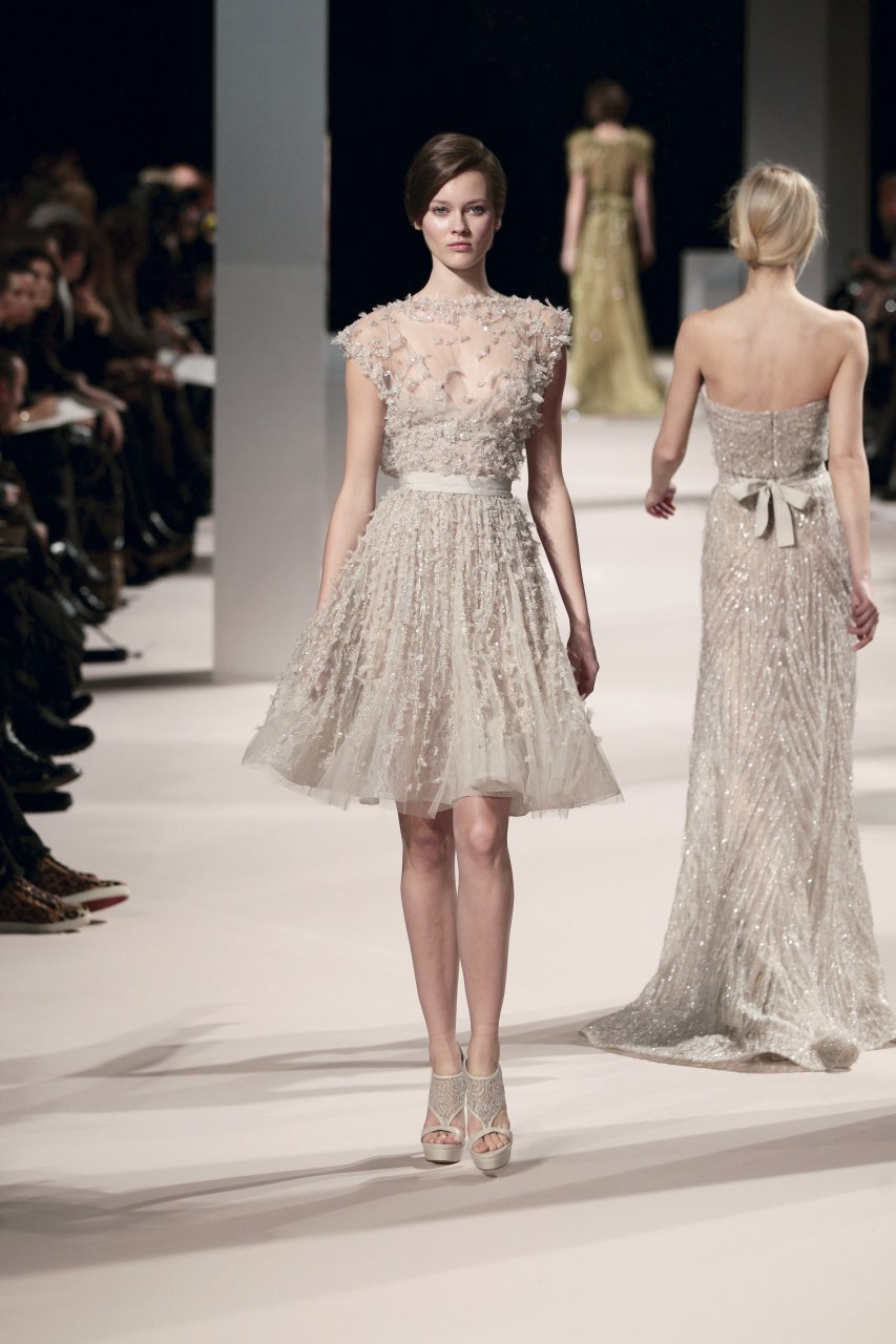 Haute Couture Cocktail Dresses