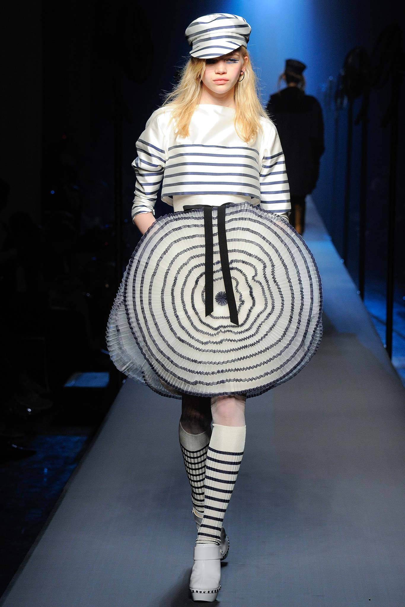 Jean paul gaultier fw2015 haute hot couture news for Jean paul gaultier clothing