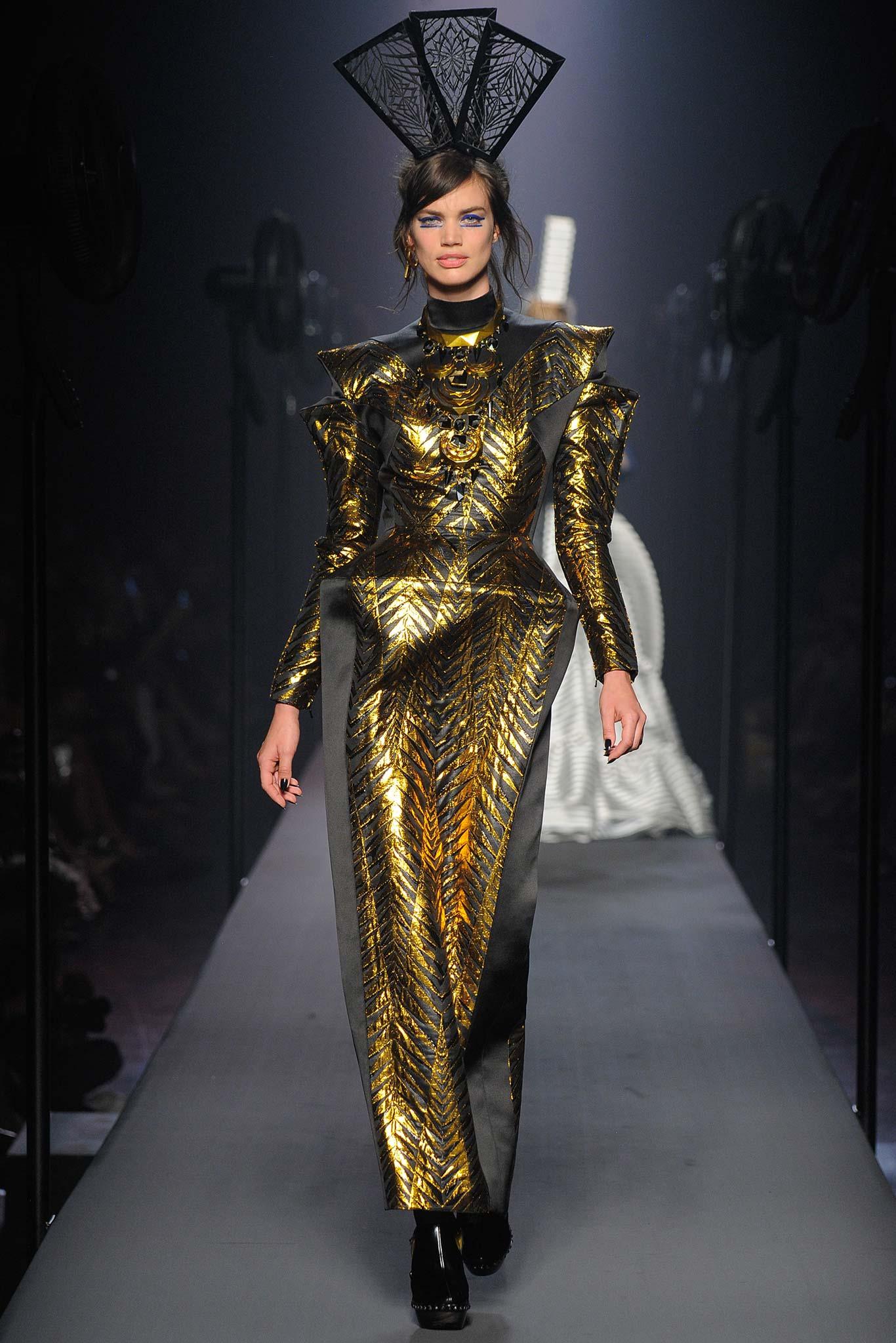 Jean Paul Gaultier Fw2015 Haute Hot Couture News