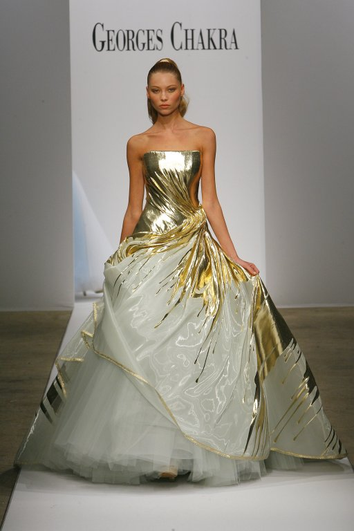 georges chakra ss2011 haute hot couture news