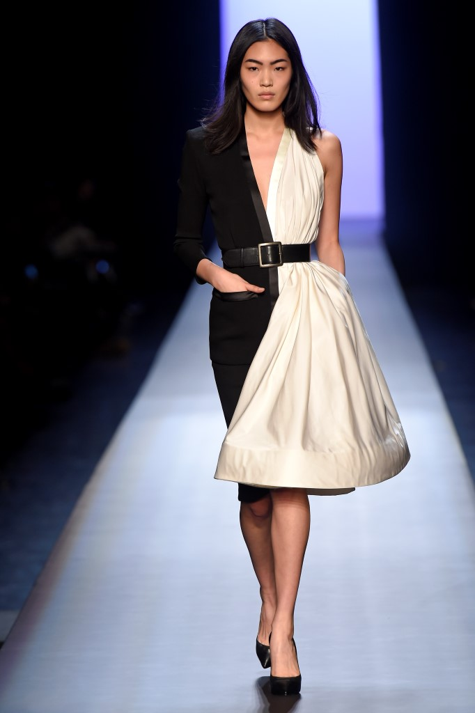 Jean paul gaultier ss2015 haute hot couture news for Haute couture pronounce
