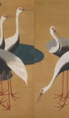 2-egret-traditional-japanese-birth-of-luck-and-prosperity