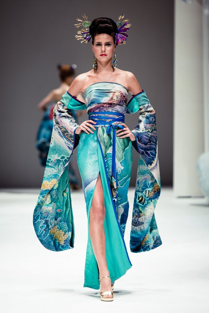 Asian Couture Fw Day 2 Haute Hot Couture News