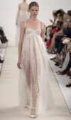 Valentino Bianca Haute Couture. New York December 2014