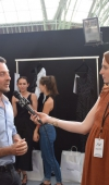 Alexandre Vauthier FW2017 Backstage