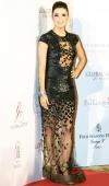 Eva Longoria wearing Yanina Couture