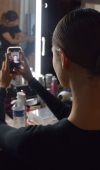 Yumi Katsura FW2017 Backstage