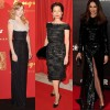Couture dresses at César Award 2011