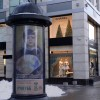 First Chanel boutique in Saint-Petersbourg