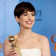 Couture dresses at Golden Globes 2013