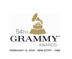 Couture dresses at Grammy 2012