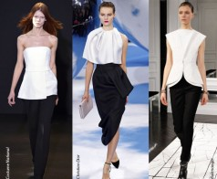 FW2013 Paris Trends
