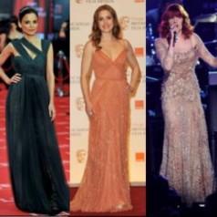 Amy Adams, Elena Anaya, Florence Welch wear Elie Saab