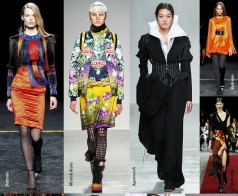 FW2015 Paris Trends