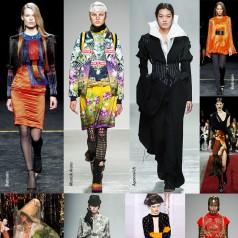 FW2015 Paris Trends